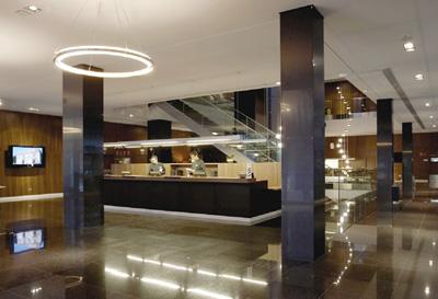 Iluminación e interiorimos en Hoteles, en Valencia