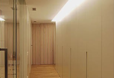 Proyecto de iluminación del hotel Mar de Fulles