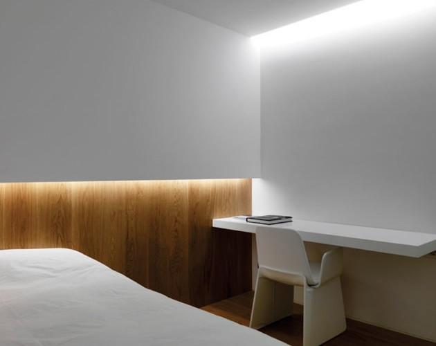 Claves en un proyecto de iluminaci n de viviendas en valencia - Iluminacion indirecta dormitorio ...