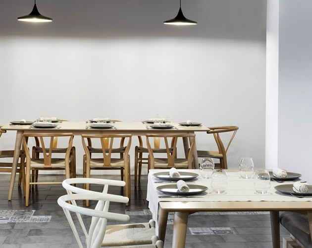 iluminacion para restaurantes valencia