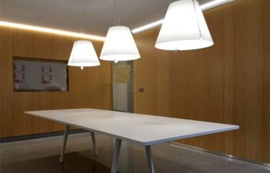 luz oficinas
