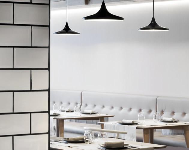 Iluminación e interiorimos en Restaurantes, en Valencia
